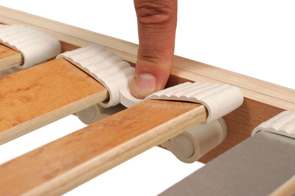 Ламели для кровати (28 фото): что такое ортопедические рейки, как вставить своими руками, какие лучше выбрать, длина и толщина