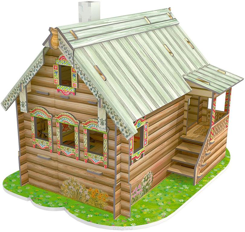 резное полотенце деревянных домов