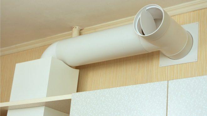 Вытяжки для кухни с отводом в вентиляцию: виды, комплектация, мрнтаж