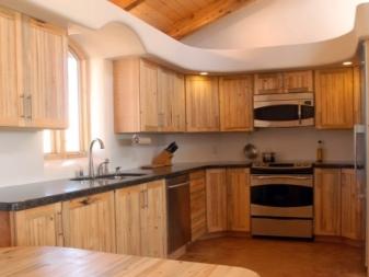План кухни с размерами и мебелью: чертежи и основные правила
