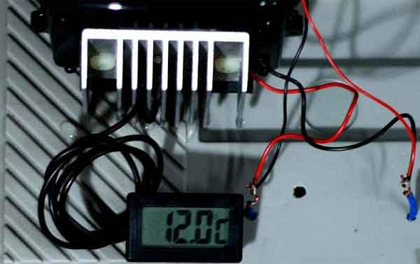 Термоэлектрический генератор (тепловой насос) своими руками