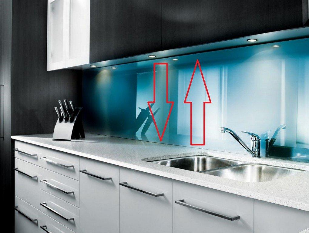 Стеклянные панели для кухни (68 фото): стеновые панели из стекла, рабочие стеклопанели