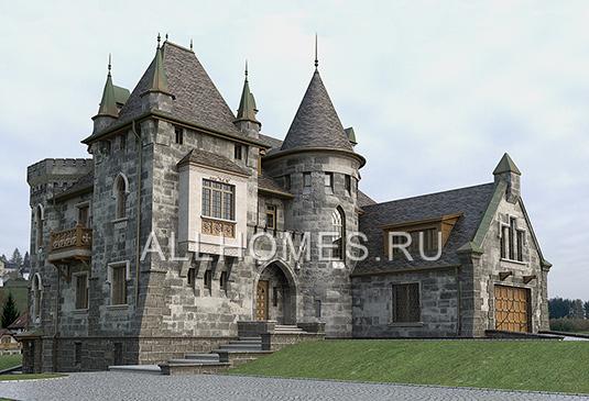 Проект замка. королевское решение: проект дома-башни и 75 вариантов строительства современного замка