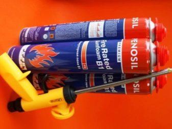 Огнеупорная пена для дымохода: как правильно выбрать?