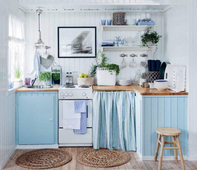 кухни под дерево в современном стиле фото