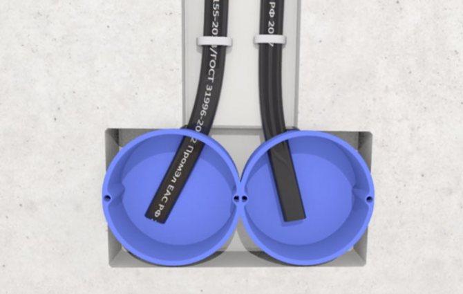 Подрозетник для гипсокартона - размеры и монтаж, цена на модели: легранд, hegel и другие
