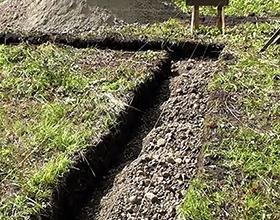 выкопать яму цена за куб вручную