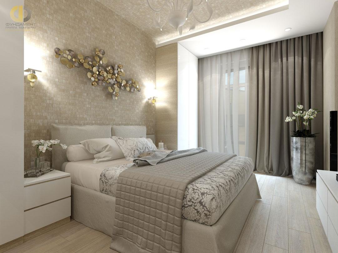 Спальня со светлой мебелью — модный и уютный дизайн (70 фото)