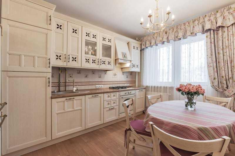 5 шагов выбора штор для кухни и 100 фото-идей