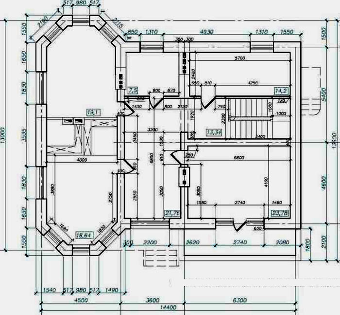 Проект дома 10 на 12: один и два этажа, планировки, примеры распределения пространства, фото и видео примеры