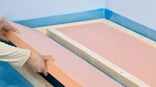 Чем и как лучше утеплить полы в квартире: выбираем материал и способ утепления