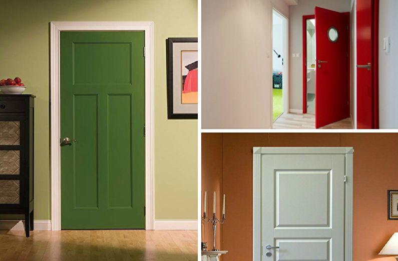 Декор дверей своими руками: делаем декор межкомнатных дверей самостоятельно, выбрав подходящий вариант