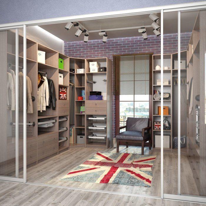 Гардеробные комнаты – изготовление на заказ в москве | купить гардеробный шкаф в компании gid