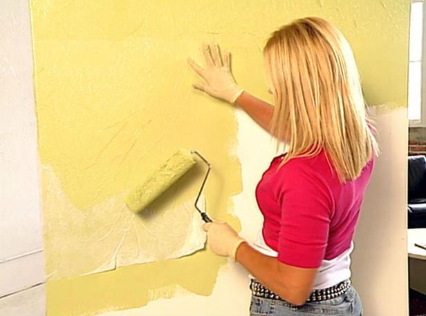 Основа − половина дела, или как выбрать обои под покраску