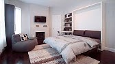Как обустроить спальню-гостиную
