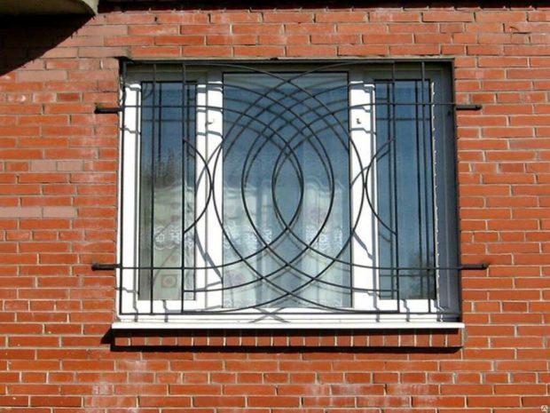 О прозрачных решетках polyprotect