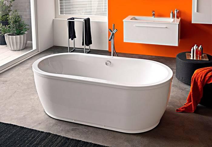 Какую купить акриловую ванну: плюсы и минусы, как выбрать