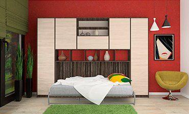 Мебель-трансформер для малогабаритной квартиры: для детской комнаты, умная мебель, складная многофункциональная