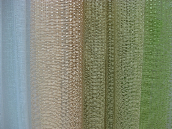 Тюль с вышивкой, примеры тюля с вышивкой на сетке (7 фото)