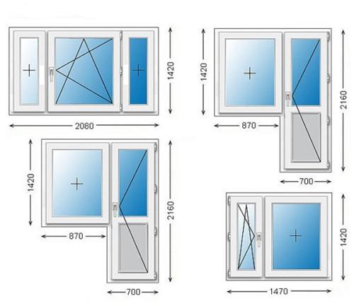 Панорамные окна в квартире и доме: особенности интерьера, 35 фото