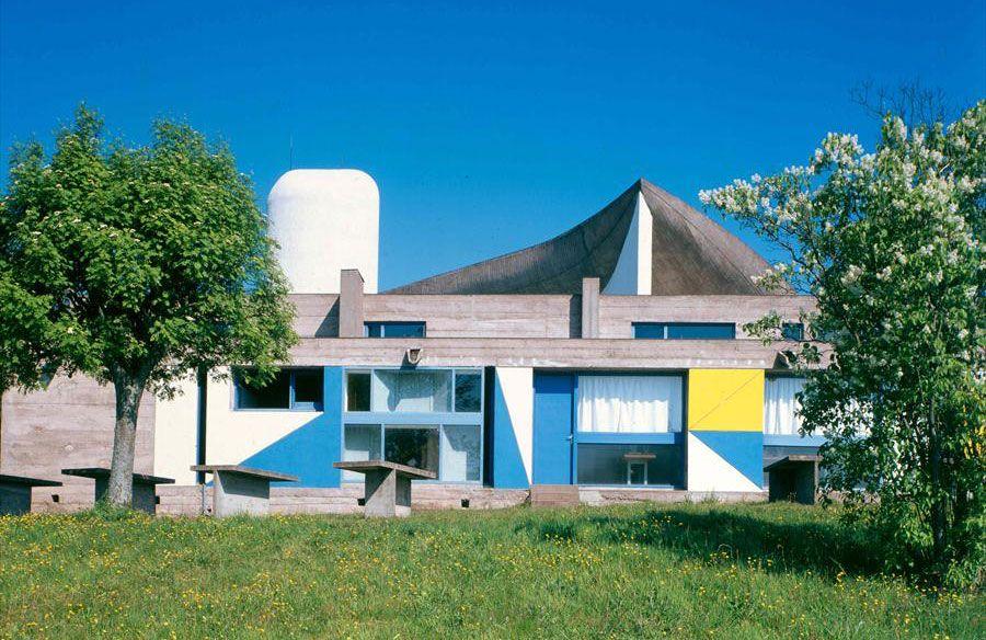Ле корбюзье — гениальный новатор в современной архитектуре