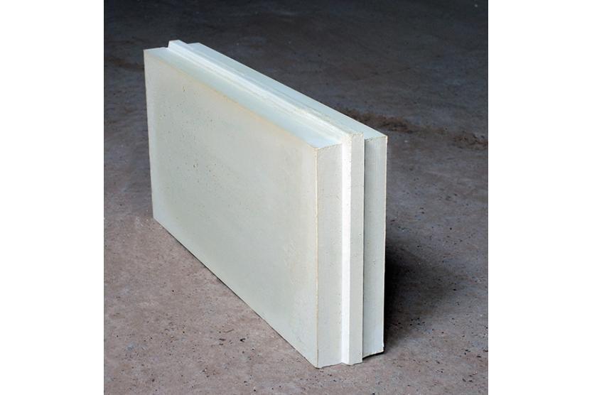 Пазогребневые блоки — стена-конструктор: сравнение силикатных и гипсовых блоков