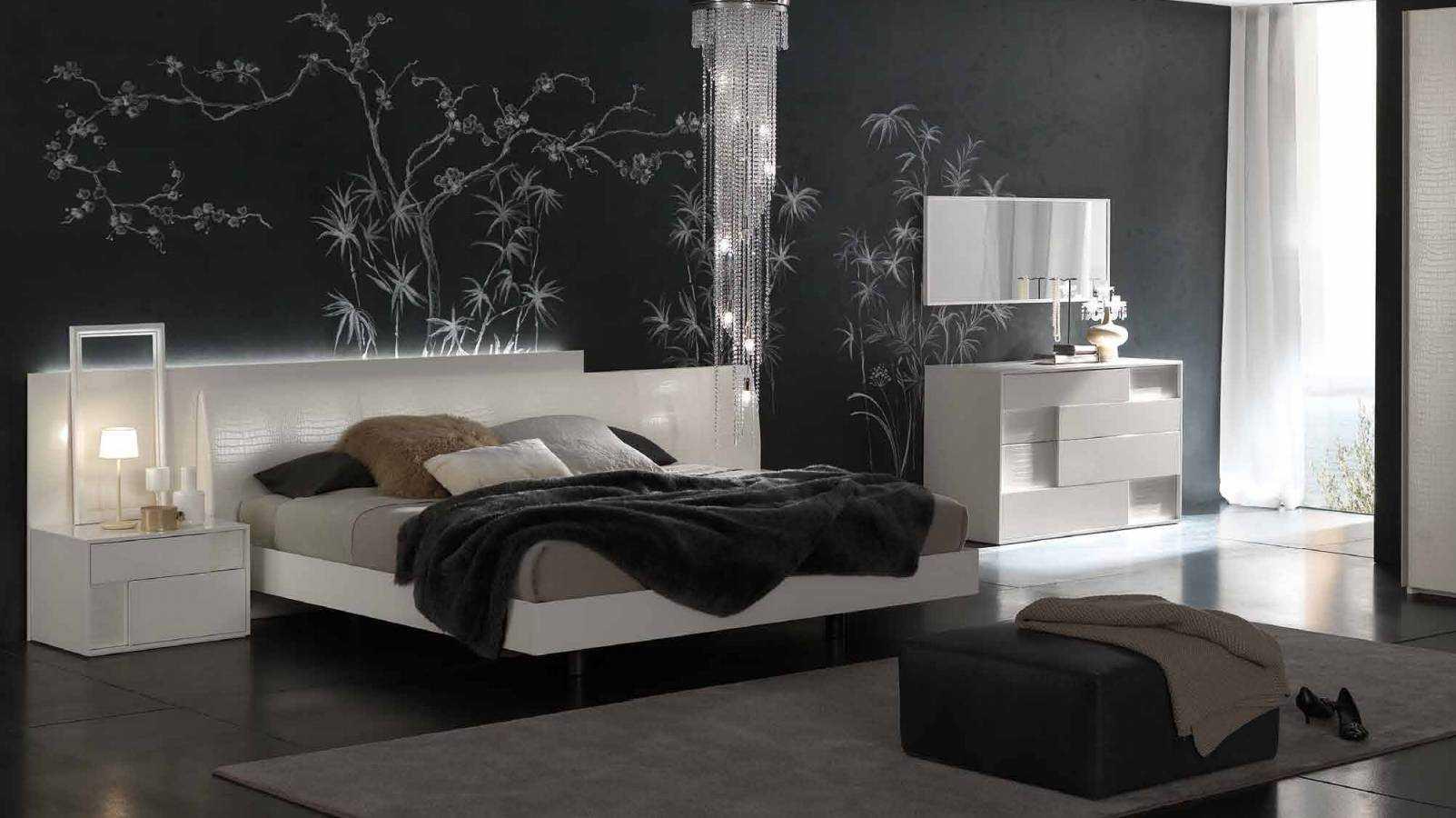 мебель для спальни в современном