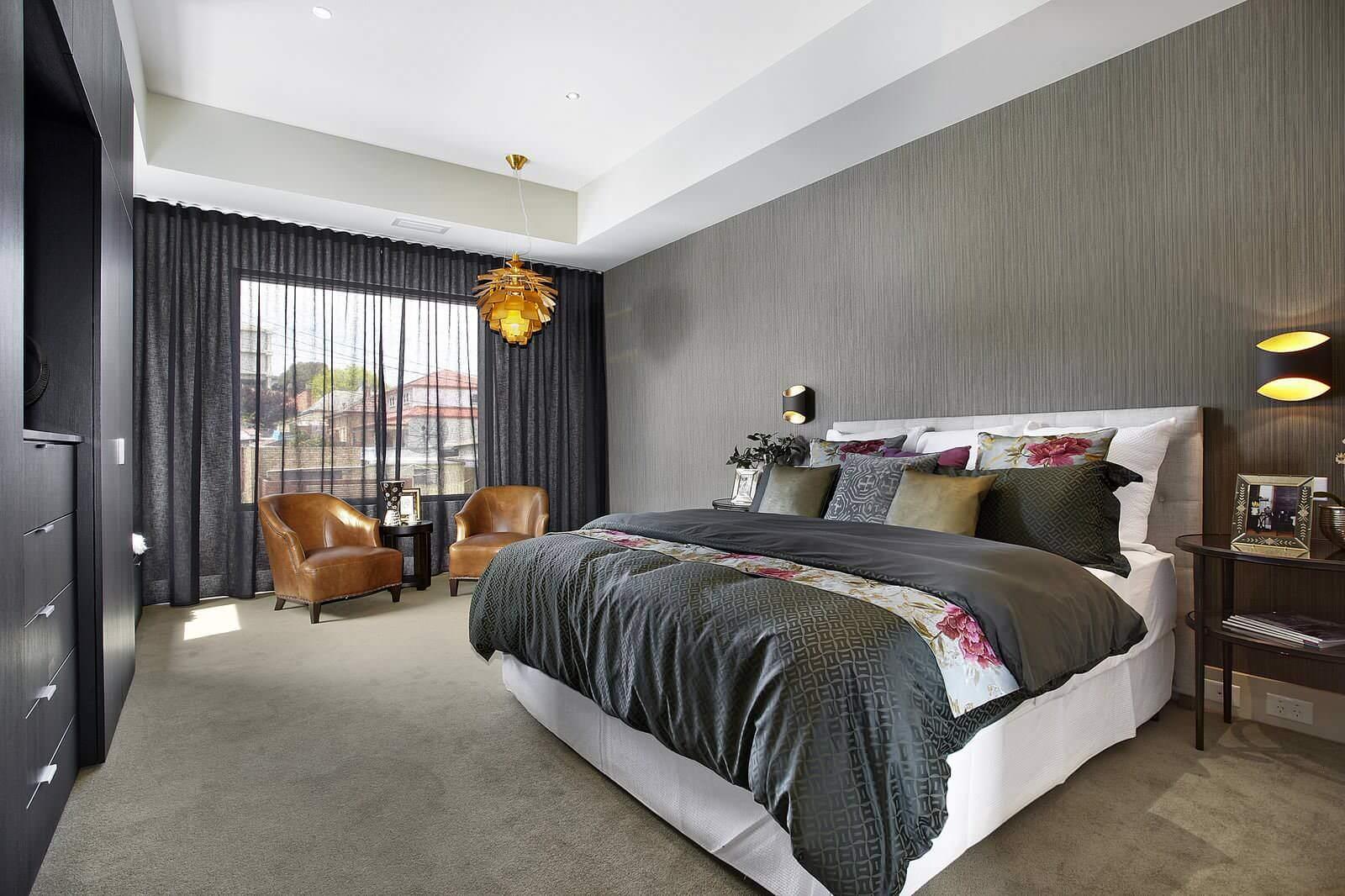 Обои серые для стен: когда стоит применять спокойные или глубокие насыщенные тона сероватого тона в квартире, а когда стоит отказаться от идеи