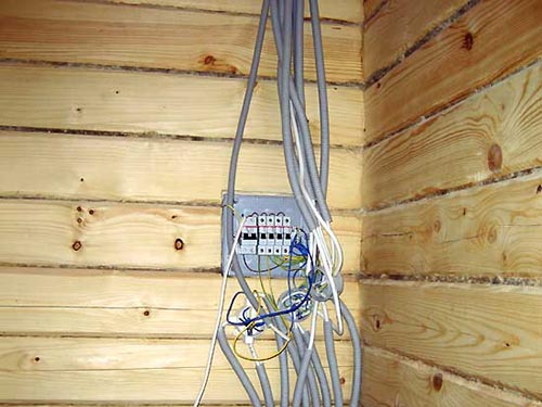 Правила монтажа скрытой электропроводки