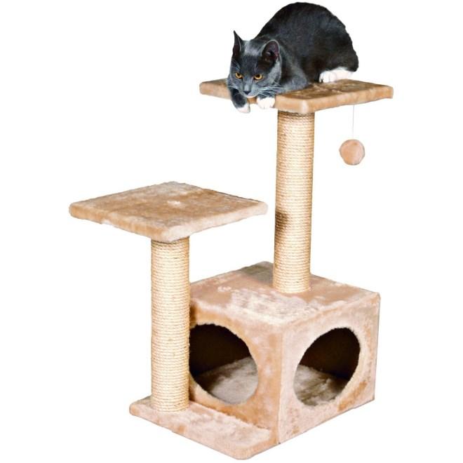 дом для кошки с когтеточкой своими руками