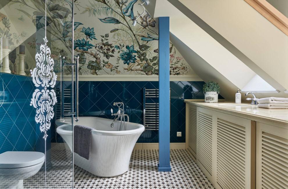 Как обложить ванну плиткой: практика облицовки