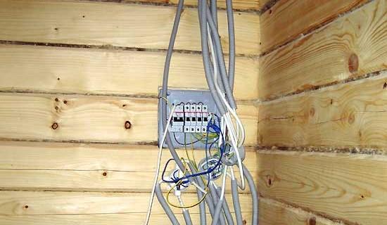 Разводка электрики и электропроводки по дачному участку. нюансы монтажа