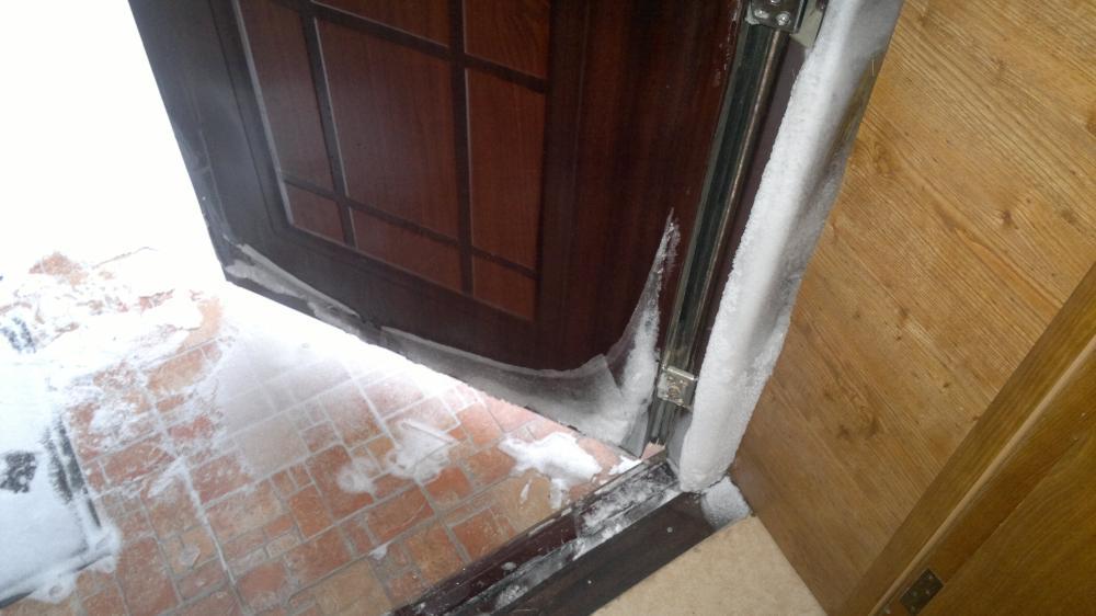 Двери с терморазрывом - купить в москве по цене производителя от 18000 рублей. продажа входных металлических морозостойких термодверей