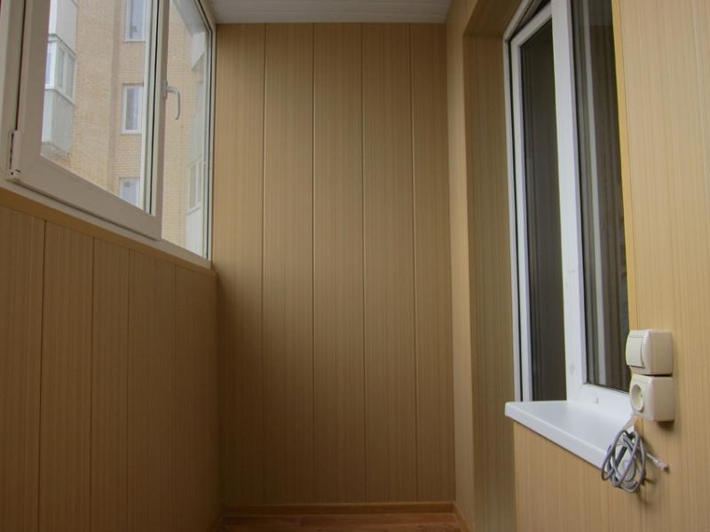Отделка балкона мдф панелями - wallpanels.ru