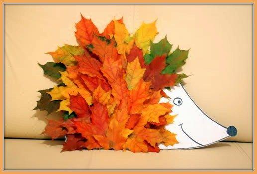 Рамки с осенними листьями для фотошопа