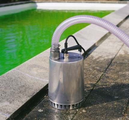 Насос для откачки воды - разновидности и правильный выбор