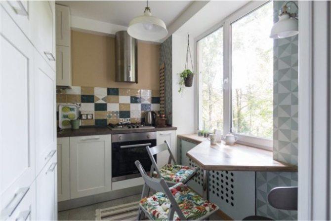 Современные кухни модерн: белый, бежевый и другие светлые оттенки!