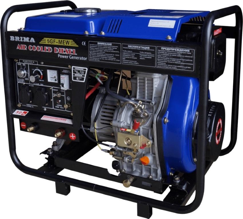 бензиновый генератор для сварочного инвертора
