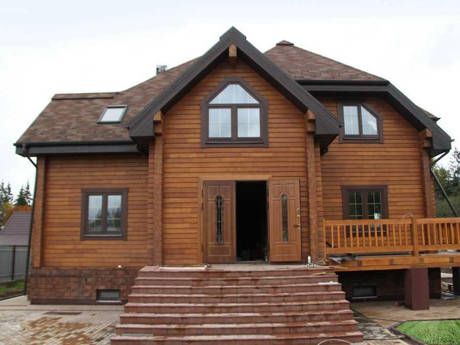 Проекты домов и коттеджей до 120 м2 под ключ, одноэтажные, двухэтажные, цены на строительство в москве