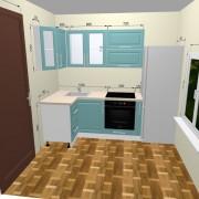 Двухрядная (параллельная) кухня – 14 дизайн-подсказок и 70 фото