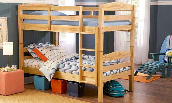 кровать из массива своими руками