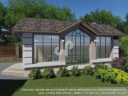 проект дома 2 этажа с планировкой