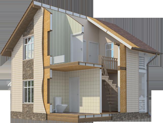 Строительство коттеджей и зданий из железобетонных панелей, плит и блоков. мы специализируемся на строительстве домов из железобетонных конструкций, коттеджи из жби панелей проекты москва и область