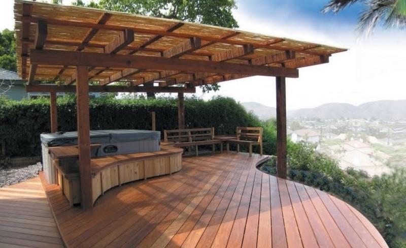Патио на даче своими руками - 110 фото с идеями как сделать красиво