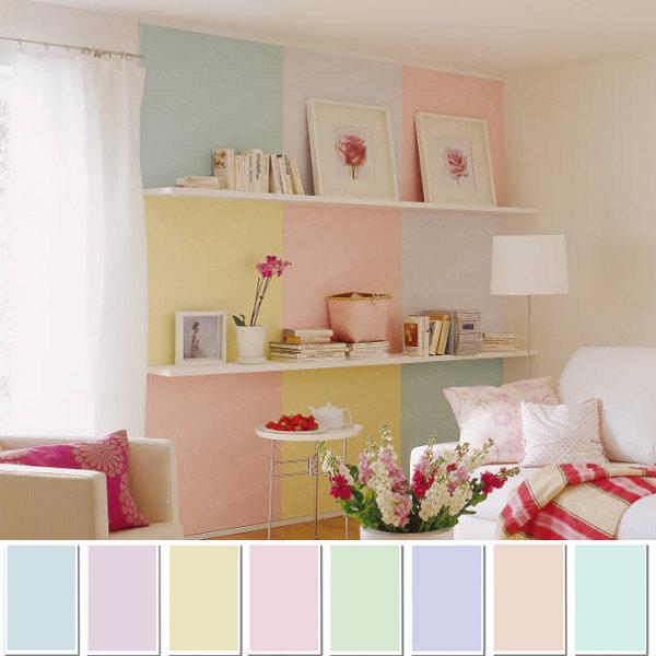 Интерьер в пастельных тонах +50 фото примеров цветов и оттенков