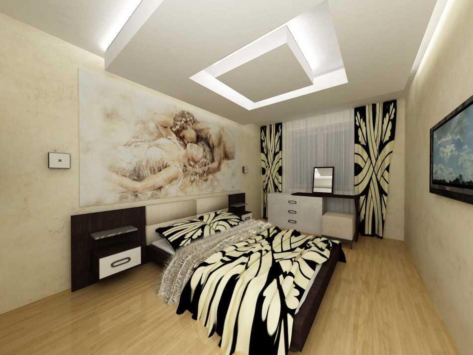 Выбор мебели в современном стиле в спальню, какие есть виды