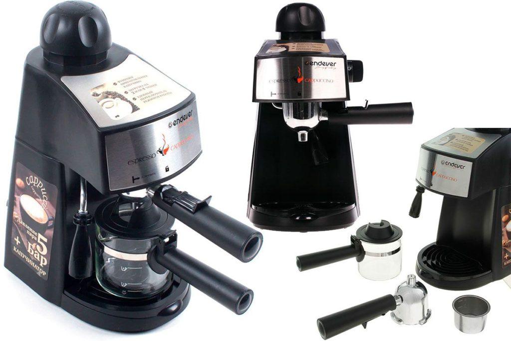 Полное описание и рейтинг лучших рожковых кофеварок