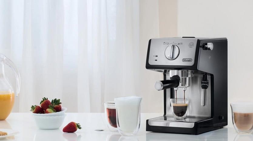 Рожковые кофеварки и нюансы приготовления кофе и чая в них