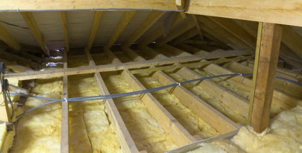Свойства утеплителей и таблица теплопроводности строительных материалов