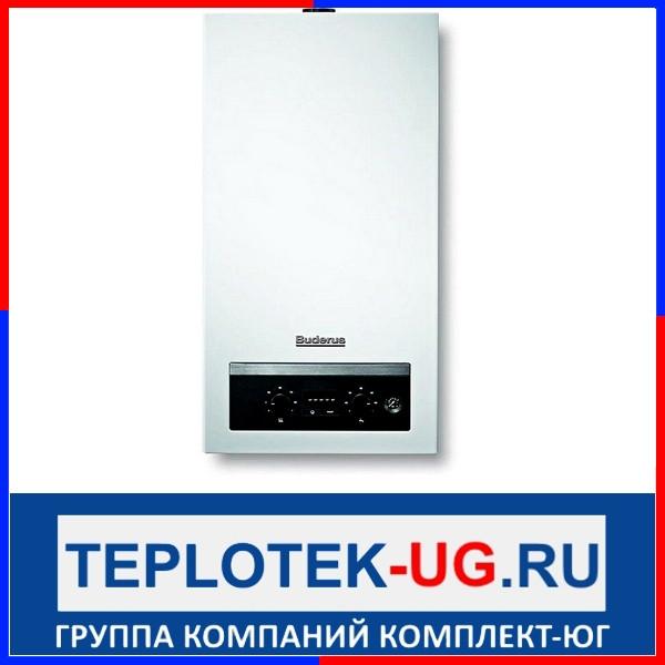 Котел газовый настенный buderus logamax u072-24k
